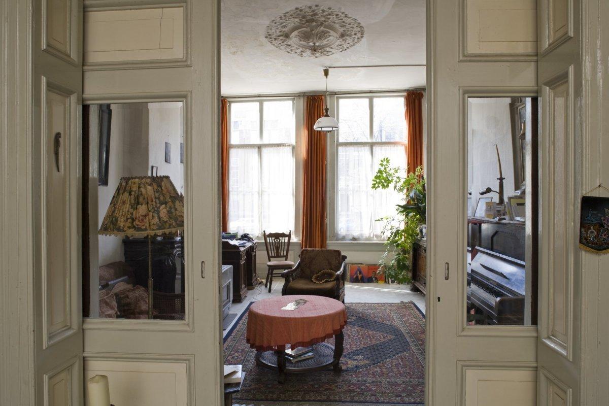 Slaapkamer En Suite : Interieur, schuifdeuren in de kamer en suite ...