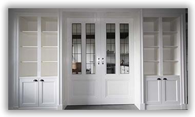 Kamer en suite kasten | De Houtros Klus/Beveiliging/Advies